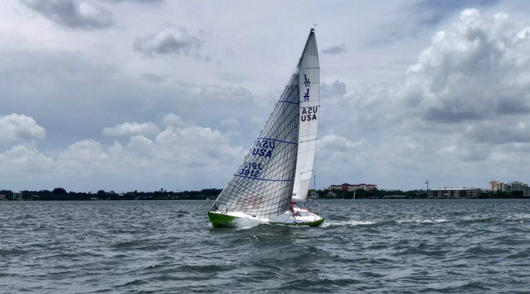 J/24 Fleet 87 | Sail Space Coast